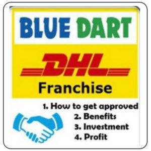 bluedart franchise guide