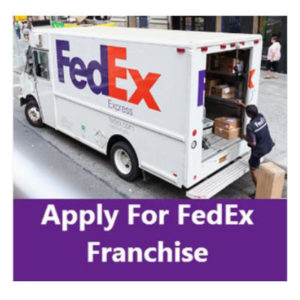 fedex franchise guide